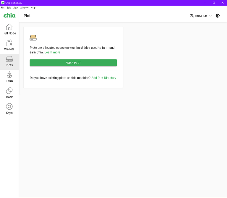 Chia Blockchain download